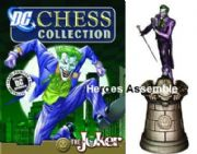 DC Chess Figurine Collection #02 Joker Black King Eaglemoss